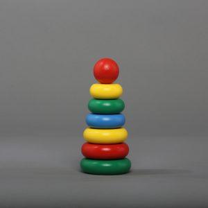 Пирамидка 7 элементов-0