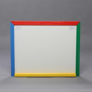 Доска магнитная для рисования фломастером (навесная)-0