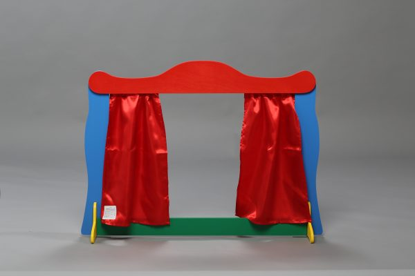Кукольный театр - ширма (настольная)-633