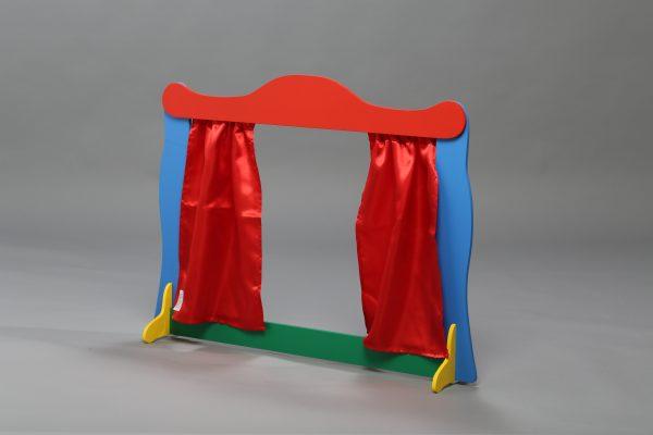 Кукольный театр - ширма (настольная)-635