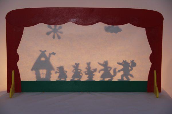 Ширма для театру тіней. М424