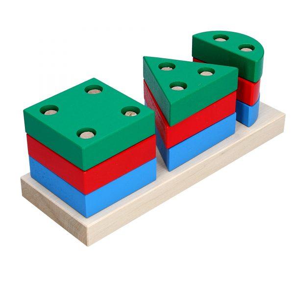 """Розвиваюча іграшка Гра """"Гео Міні"""" А309"""