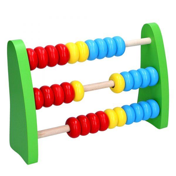 Развивающая игрушка Счеты А 314 Komarovtoys