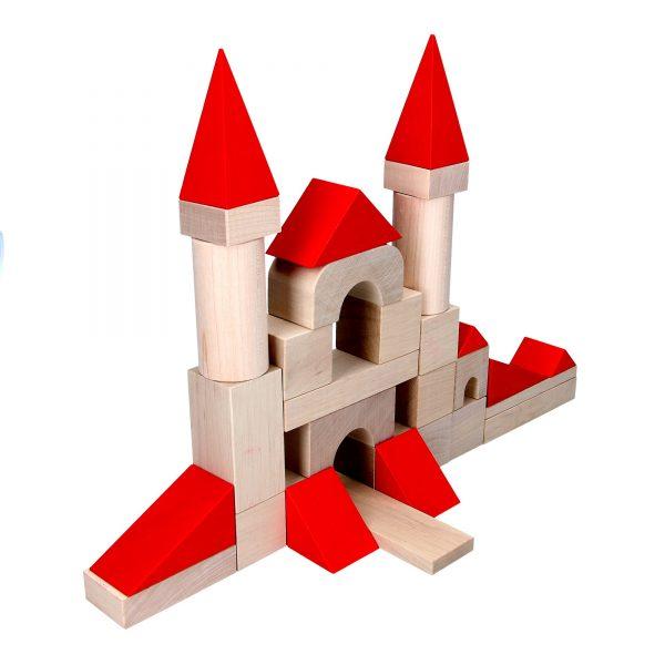 Educational toy set Junior Builder 31p. A317 Komarovtoys