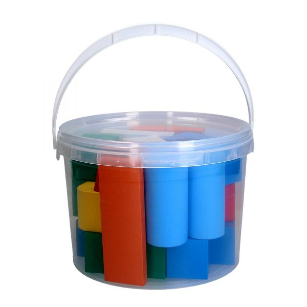 Розвиваюча іграшка Набір Будівельник Міні 32д. А318 Komarovtoys