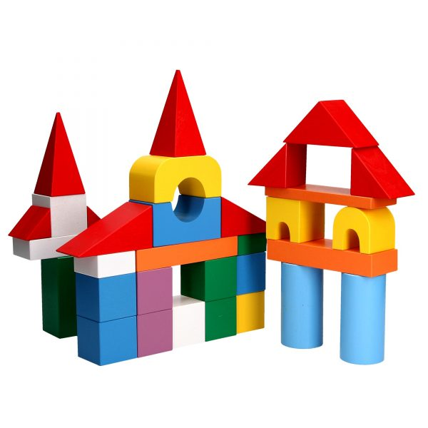 Educational toy set Builder Mini 32p. A318 Komarovtoys