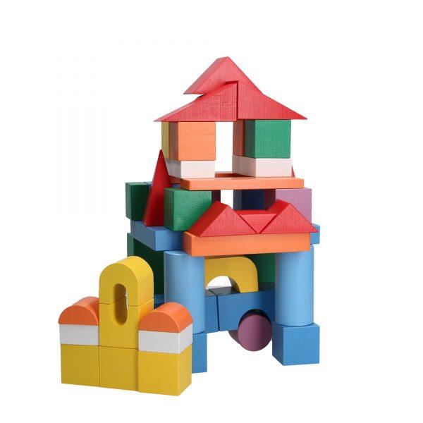 Educational toy set Builder Maxi 51p. A319 Komarovtoys
