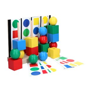 Дерев'яна розвиваюча іграшка Гра Розумник. А335 Komarovtoys