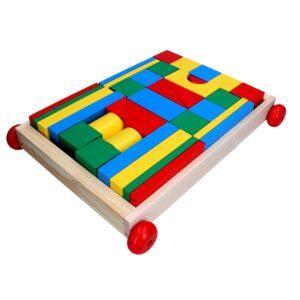 Розвиваюча іграшка Набір Будівельник Архітектор 35д. А352 Komarovtoys