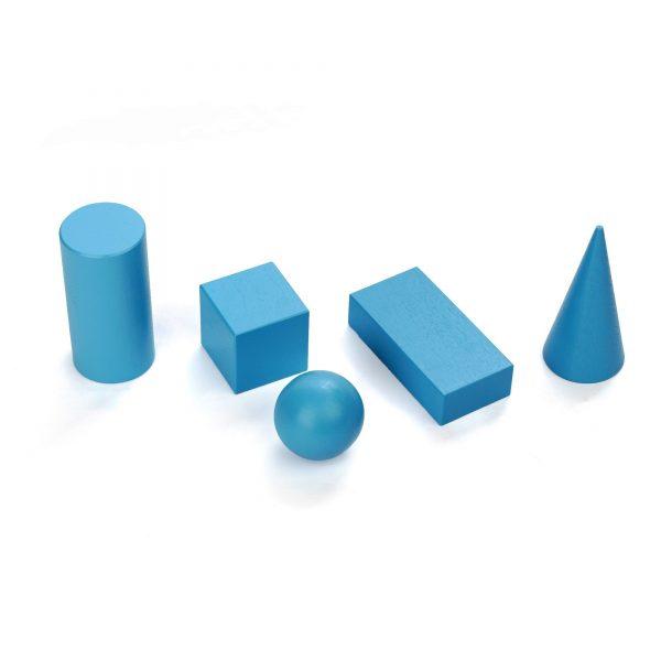 A370. Wooden educational aids. Geometrical figures . Komarovtoys